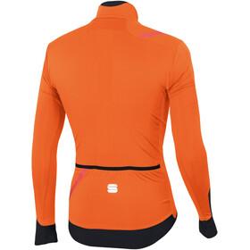 Sportful Fiandre Light NoRain Veste Homme, orange sdr